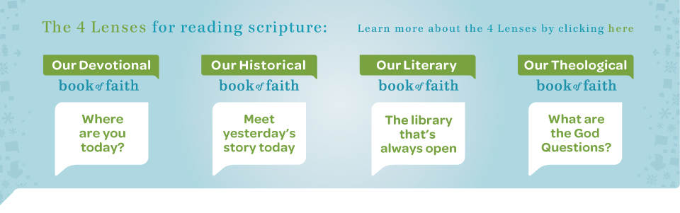 Open Scripture. Join the Conversation